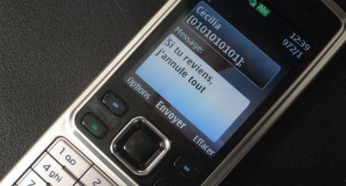Numero rencontre sms